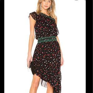 Joie Hafsa Dress Medium